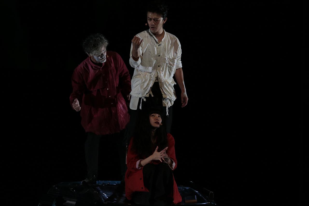 0253 「小指の思い出」 舞台稽古 東京芸術劇場 2014年9月27日撮