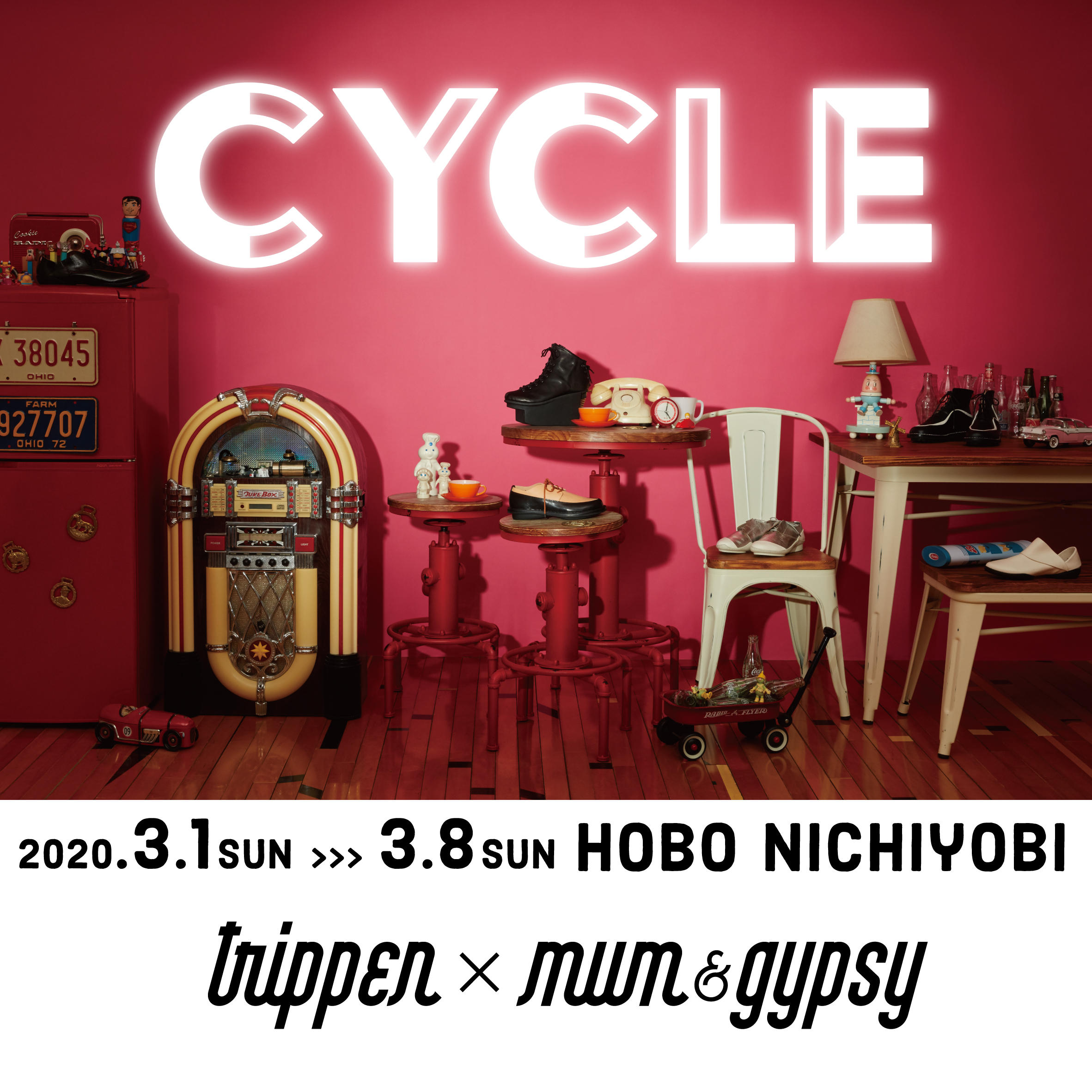 CYCLE プロット